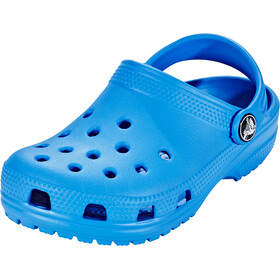 Crocs Classic Sandały Dzieci niebieski